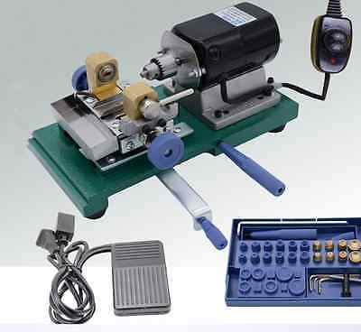 Pearl Drilling Holing Machine Driller Full Set Jewelry Tools New Fast Shipping A
