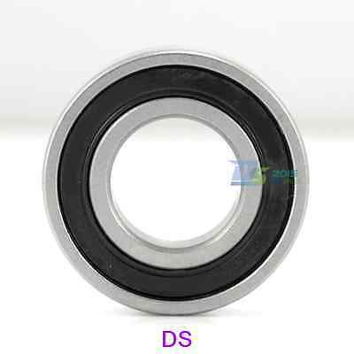 6003 RS 2RS Deep Groove Rubber Sealed Shielded Ball Bearing Miniature17x35x10mm