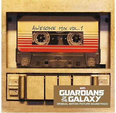 Original Soundtrack - Guardians Of The Galaxy: Awesome Mix Vol. 1 BRAND NEW CD