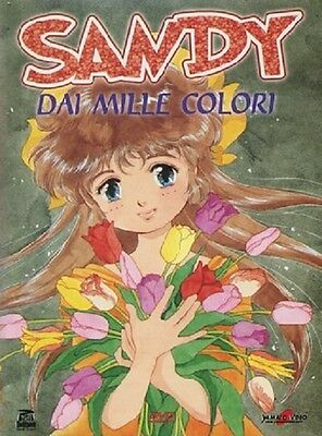 Sandy Dai Mille Colori Box (5 Dvd) Yamato Video Serie completa 25 episodi