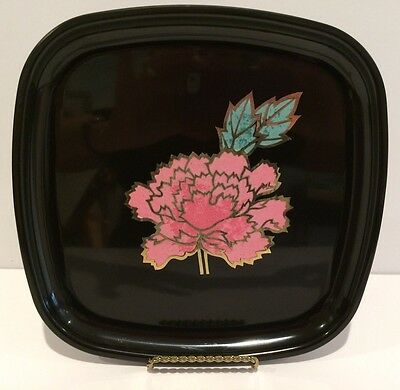 """VINTAGE COUROC OF MONTEREY TRAY 8 1/2"""" X 8 1/2"""", Excellent condition"""