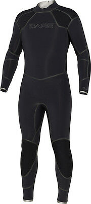 BARE Elastek Men Full 5mm - Half dry suit for Men