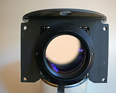 WIDE ANGLE RODENSTOCK XR-HELIFLEX f-122mm F2.8 RIGHT ANGLE-90* LARGE FORMAT LENS