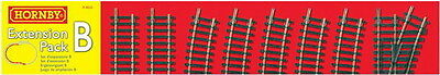 Hornby Oo R8222 Track Expansion Pack B Hrr8222