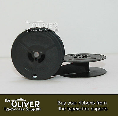 Boots Pt400,pt800,pt900,pt1000 Typewriter Ribbon. . Black