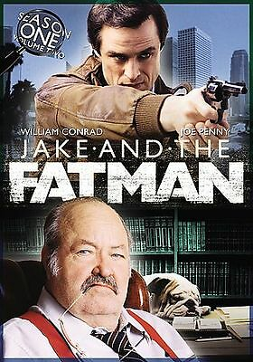 Jake and the Fatman Season 1 One 1st First Volume 2 Two DVD 3-Disc Box Set! NEW!