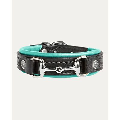 Noble Outfitters On The Bit Snaffle Padded Leather Bracelet - Different Colors