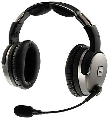 Lightspeed Aviation Zulu PFX ANR Aviation Headset - Authorized Dealer