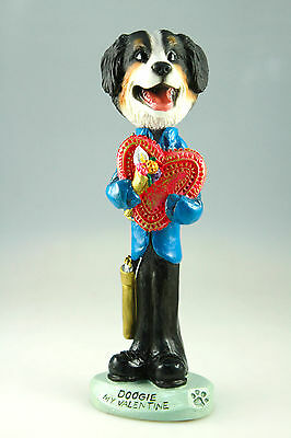 Valentine Bernese Mtn Dog- See Interchangeable Breeds & Bodies @ Ebay Store