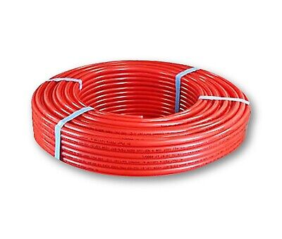 3/4'' Pex Tubing 100' - O2 Oxygen Barrier Radiant Heating Systems -Pex Direct