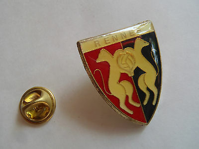 Pin's Rennes