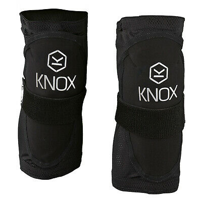 Knox Guerilla Knee Guards Armoured MX Motocross Pads Motorcycle Enduro MTB