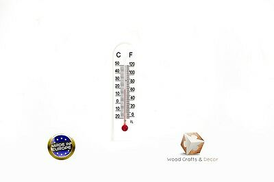 Paper Thermometer Set Of 100 Plus 10 Free Ideal Decorations For Souvenirs