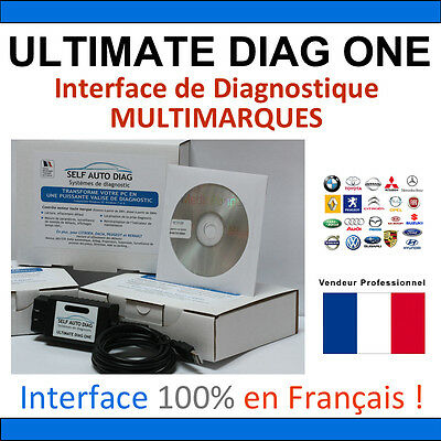 interface diagnostique auto multimarques valise diag obd2 professionnelle eur 250 00. Black Bedroom Furniture Sets. Home Design Ideas