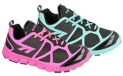 Ladies Womens Trainers Hi Tec Gym Running Jogger Walking Lace Up Shoes Size
