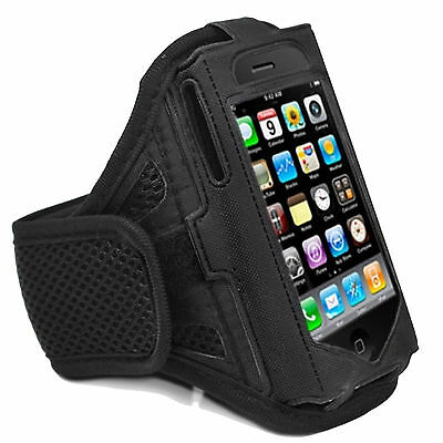 Gym Outdoor Sport Running Jog Arm Band Strap Case Holder for iPhone iPod 5 5s