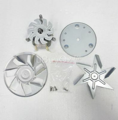 Universal Oven Fan Motor Kit,  Easy Fit Install, Ask Us For All Appliance Parts