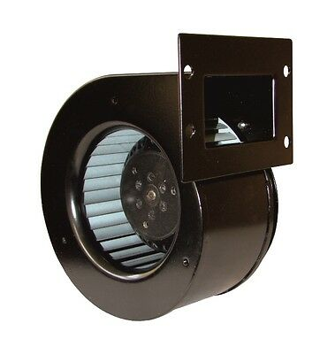 Centrifugal industrial extractor fan blower 2500 RPM; 300 m3/h; 230 V