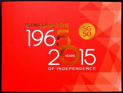 Singapore Stamp 2015 SG50 World Stamp Exhibition 4th Series, Collector's Sheet