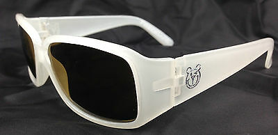 Sunglasses for Children Kids - Kelly White Funky UVF400 Ages 4-10 Beach Pool