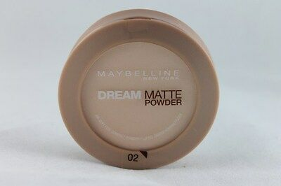Maybelline Dream Matte / Mat Face Powder Fresh Look Free World Wide Postage