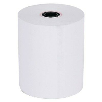 "3 1/8"" x 230' White Thermal PoS Receipt Paper 6 Rolls **FREE SHIPPING**"