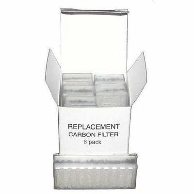 ONE DOZEN (12 total) Charcoal Replacement Filters Japanese Smokeless Ashtray