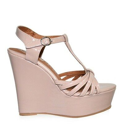 ORIGINALI JEFFREY CAMPBELL SWANSONG LIGHT PURPLE ZEPPA sandali scarpe donna 8d6f8cb9419