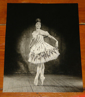 Margot Fonteyn Hand Signed Photo Royal Ballet Autograph Houston Rogers Stamp