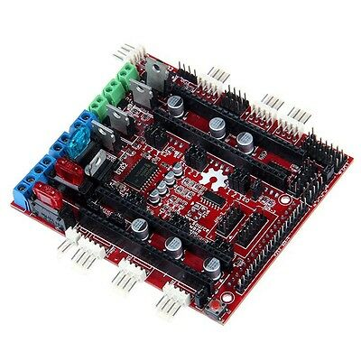 Pololu Shield Ramps-fd Controller Control Board for Reprap Arduino 3D Printer