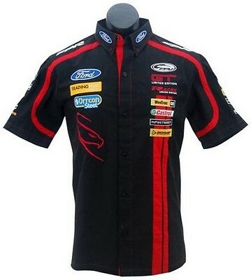 2012 Ford Fpr Fpv Falcon Gt R-Spec Bathurst Shirt Winterbottom Davison Orrcon
