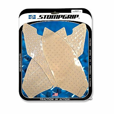 STOMPGRIP Traction Pads  BMW S1000RR  2015-  S1000R klar  Tankpad  55-10-0107