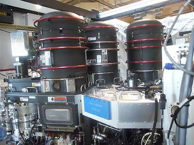 Applied Materials DPS Poly 200mm 3 Chamber Centura