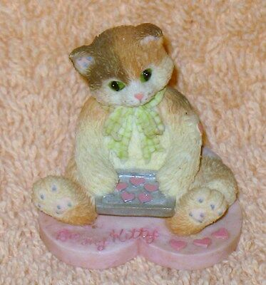 "Calico Kittens "" Be My Kitty ""  Mini Mnb"