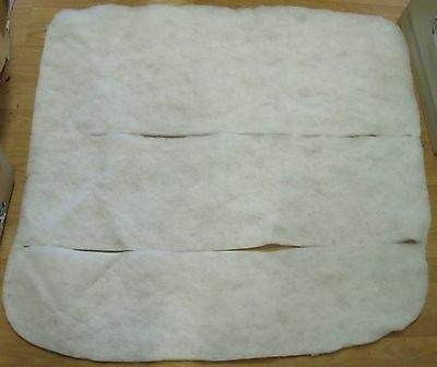 1970 1971 1972 1973 1974-1976 Plymouth Duster Hardtop Headliner Insulation 2pc