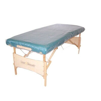 """Plastic Vinyl cover sheet for massage table Heavy Duty - FREE Shipping, 73x33x6"""""""