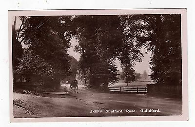 Surrey, Guildford, Shalford Road, 1918, Rp