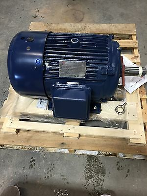 New 60 Hp Electric Motor 1200 Rpm