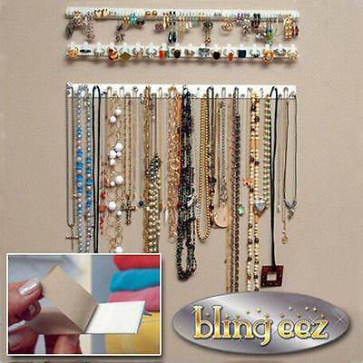 Jewelry Earring Necklace Display Organizer Hanging Holder  Stand Holder Rack G