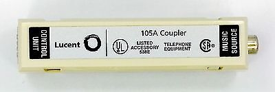 Lucent AT&T Avaya Partner 105A Music On Hold Coupler
