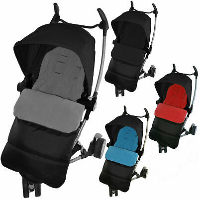 Footmuff For Quinny Zapp Stroller Buggy Pushchair