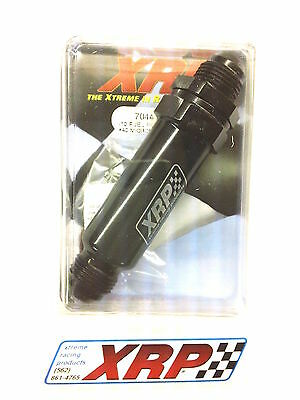 XRP 704410FS40 -10an Inline Fuel/Oil Filter #40 Micron Screen- Viton/EPR O-rings