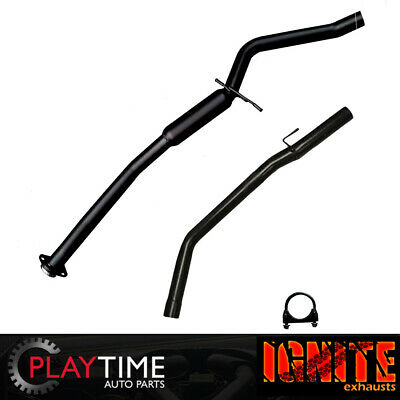 Holden Commodore VT VX VY V6 Sedan Sports Exhaust 2 1/2 Cat Back Bolt On Hotdog