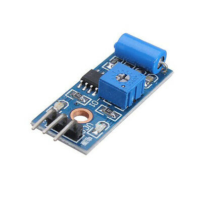 1pcs SW-420 NC Type Vibration Switch Sensor Module For Arduino Smart Car s460