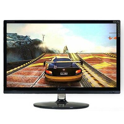 "X-star DP2414LED Full HD Gaming Monitor 24"" 144Hz Multi Port(DVI,HDMI,RGB)"