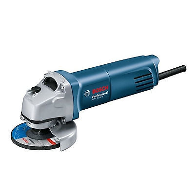 Bosch GWS 6-100 S Back Switch Small Angle Grinder 710watt 4inch 220-240V only
