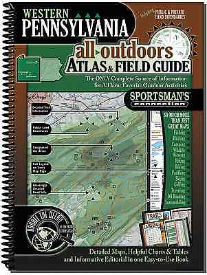 Western Pennsylvania All-Outdoors Atlas & Field Guide | Sportsman's Connection