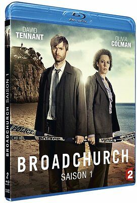 Broadchurch, Integrale Saison 1 Neuf Sous Cello