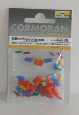 Assortiment bagues silicone Cormoran
