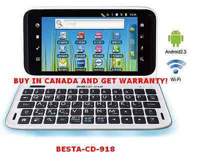 Android Wifi Besta CD-918 English & ChineseTalking Dictionary